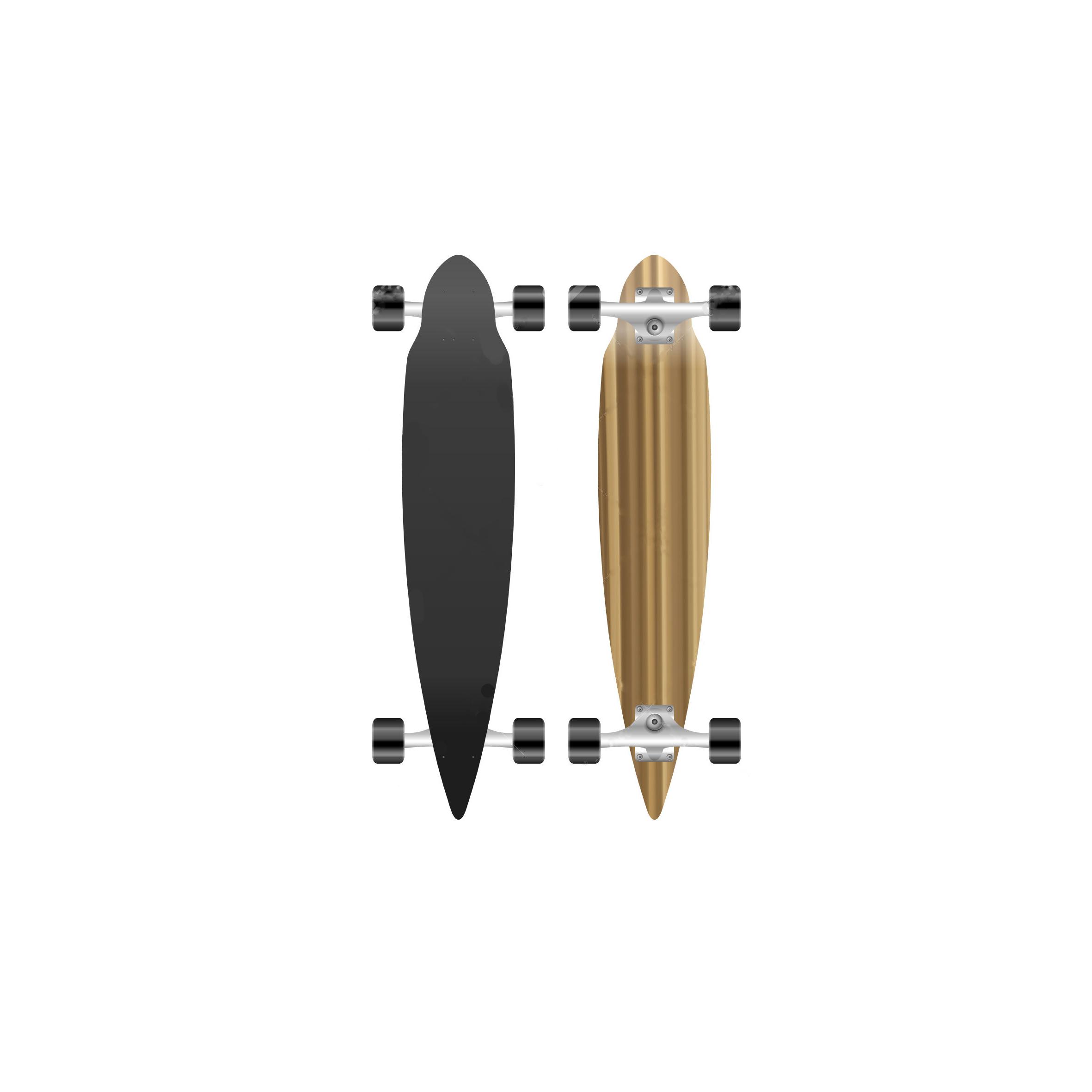 Longboardid & Komponendid