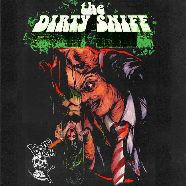 Bone Deth Dirty Sniff DVD