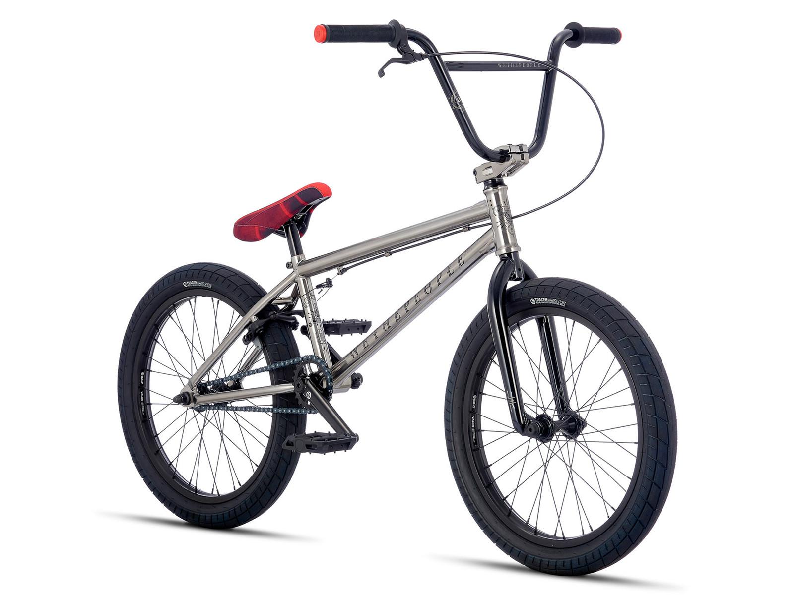 WTP Arcade 20.5TT bike 2017