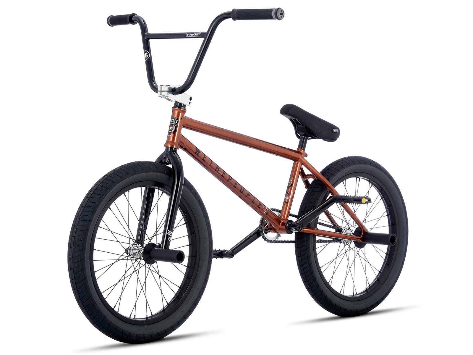WTP Crysis 21TT bike 2017